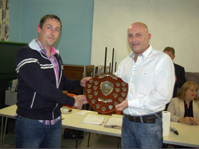 Elim Trophy winners - Elim Garage